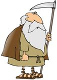 Father Time Royalty Free Stock Photo
