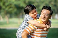 fatherhood stock fotografie