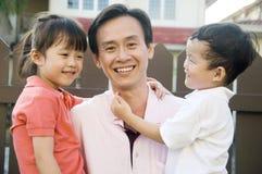 Fatherhood Stock Image