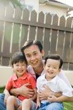 Fatherhood foto de stock royalty free