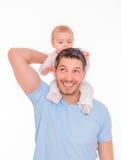 fatherhood stock afbeeldingen