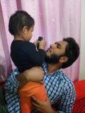 fatherhood Imagens de Stock