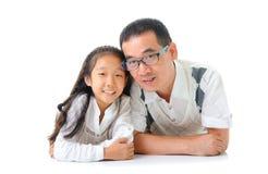 fatherhood stock foto