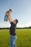 fatherhood Immagine Stock