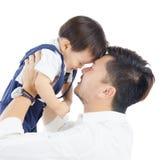 Fatherhood Royalty Free Stock Photo