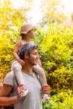 Fatherhood Stock Photography