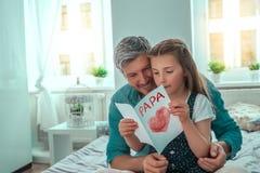Fatherhood feliz fotos de stock royalty free