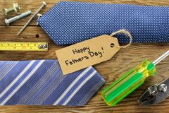 Fathers Day collection Royalty Free Stock Photo