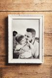 Fathers day composition Stock Image