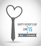 Fathers day. Concept abstract background Stock Photo