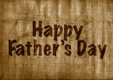 Fathers day concept Royalty Free Stock Image