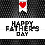 Fathers day design Royalty Free Stock Photography