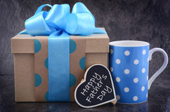 Fathers Day Gift Stock Photo