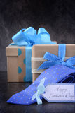 Fathers Day Gift Royalty Free Stock Photo