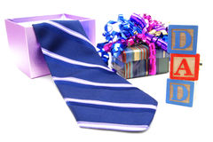 Fathers Day gifts Royalty Free Stock Photo