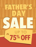 Fathers-Day-Sale-002 Royaltyfria Bilder