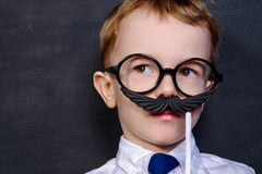 Fathers glasses Royalty Free Stock Photos