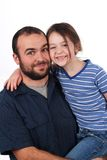 A Fathers love Stock Photography
