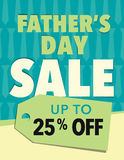 FathersDay_Sale Stock Image