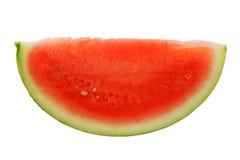 Fatia da melancia Imagens de Stock