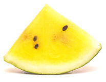Fatia da melancia Fotografia de Stock Royalty Free