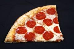Fatia da pizza Fotos de Stock