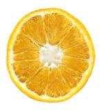 Fatia de laranja Foto de Stock Royalty Free