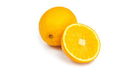 Fatia de laranja Imagens de Stock
