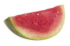 Fatia de melancia Foto de Stock