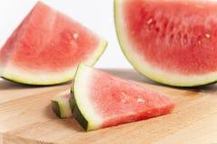 Fatia de melancia Imagem de Stock