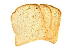 Fatia de pão Foto de Stock Royalty Free