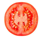 Fatia de tomate Foto de Stock Royalty Free
