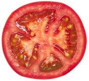 Fatia de tomate Imagem de Stock