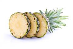 Fatia do abacaxi Foto de Stock Royalty Free