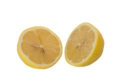 Fatia do limão Fotografia de Stock Royalty Free