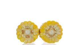 Fatia do milho Foto de Stock Royalty Free
