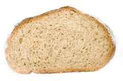 Fatia do pão Fotografia de Stock