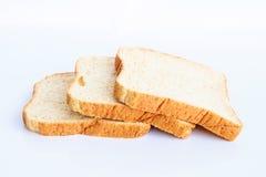 Fatia do pão fotografia de stock royalty free