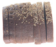 Fatia do pão de mistura Fotografia de Stock