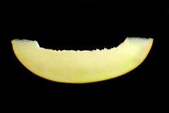 Fatia madura do melão Fotos de Stock