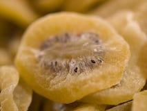 Fatia secada da banana imagens de stock royalty free