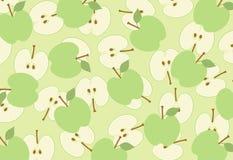 Fatias de Apple Ilustração Royalty Free