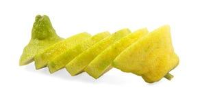 Fatias de limão foto de stock