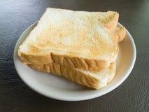 Fatias de pão Fotos de Stock Royalty Free