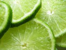 Fatias do limão Fotos de Stock