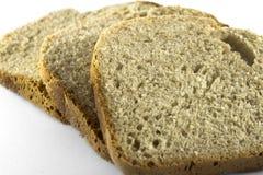 Fatias do pão imagem de stock royalty free