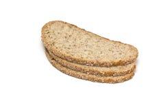 Fatias do pão de Fullcorn Imagens de Stock