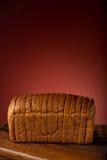 Fatias do pão Fotografia de Stock