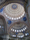 fatih μουσουλμανικό τέμενο&sigmaf στοκ εικόνα
