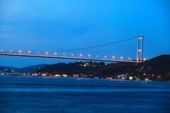 Fatih Bridge Stock Image